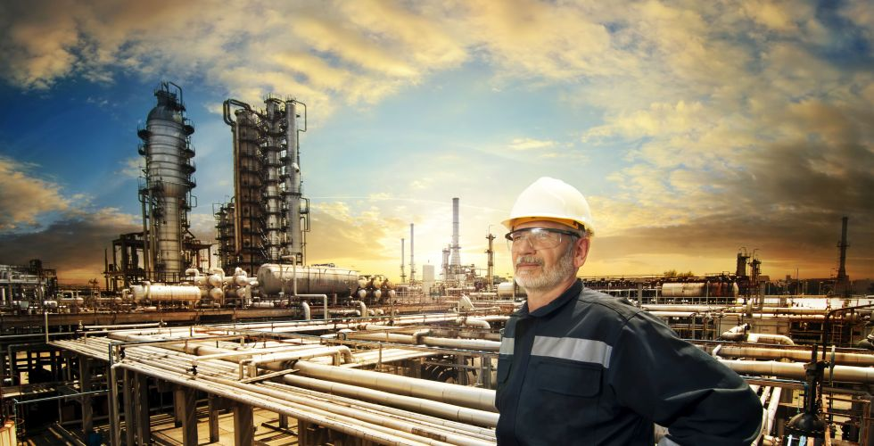 oil pipeline blast cleaning